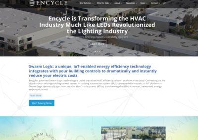 Encycle website