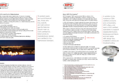 Hearth Products Controls CSA white paper