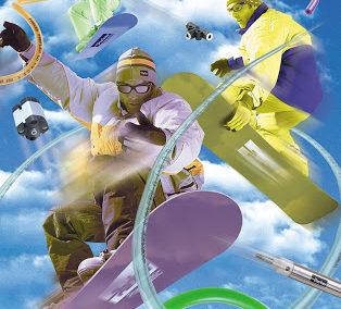 """Parker Pneumatics """"Airheads"""" poster"""